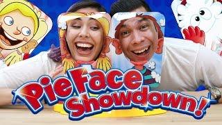 PIE FACE SHOWDOWN! - Lets Get Weird