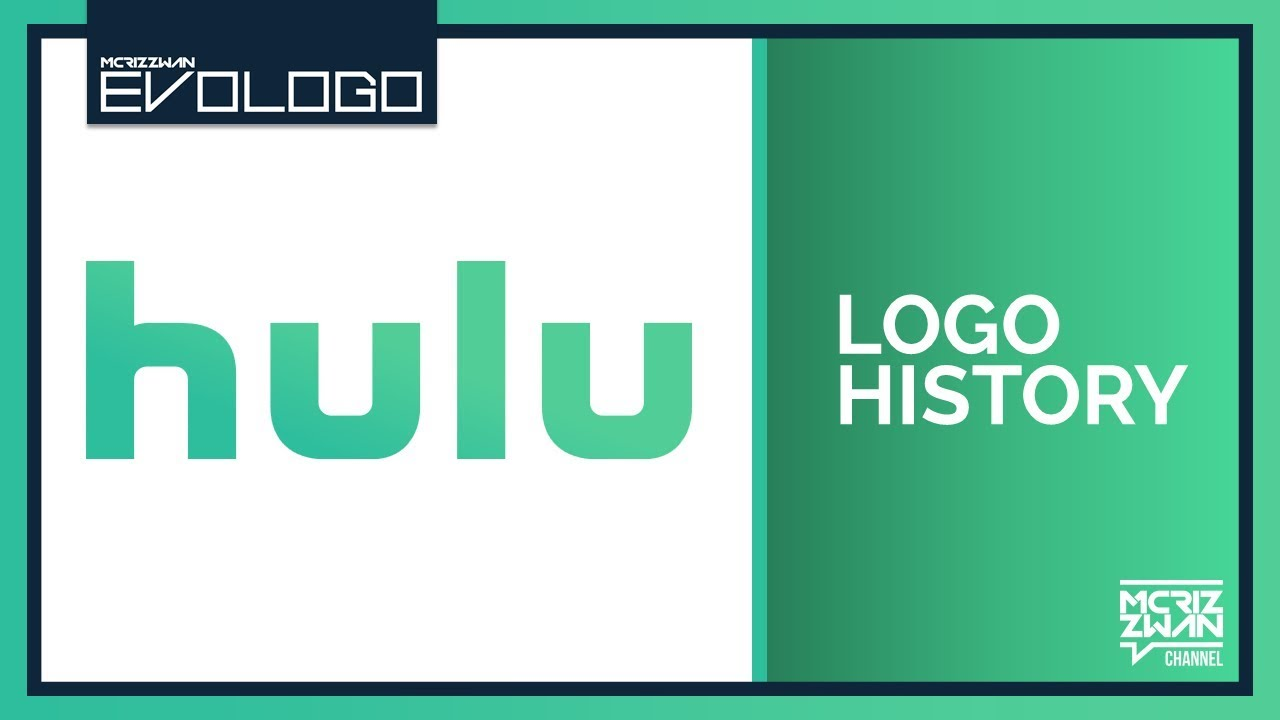 Hulu Logo History   Evologo [Evolution of Logo]