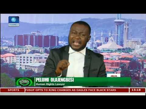 Army/IPOB Clash Contravenes Nigeria's Law - Pelumi Olajengbesi