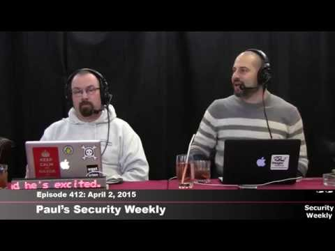 Security Weekly #412 - The Dapper Hacker