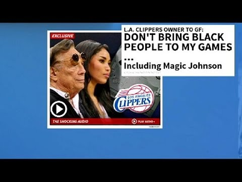 NBA probes racist remarks attributed to LA Clippers boss Donald Sterling