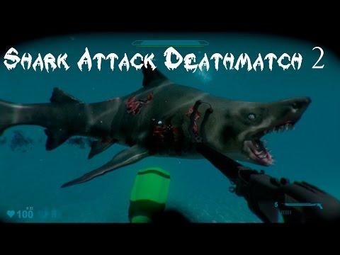 Обзор геймплея Shark Attack Deathmatch 2 | Первый взгляд