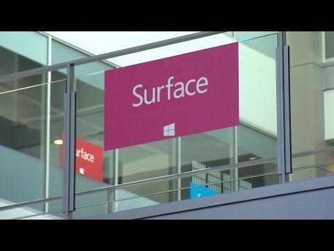 Inside Microsoft's Secret Surface Labs