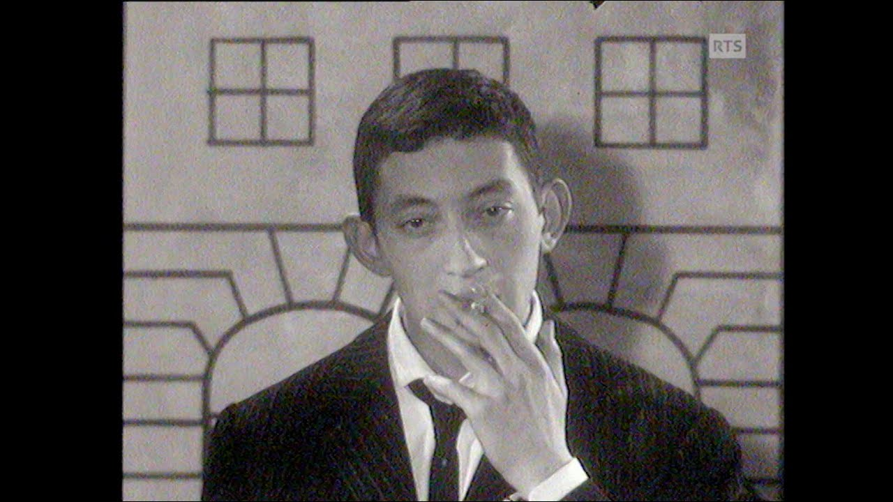 serge gainsbourg l 39 eau la bouche 1960 youtube. Black Bedroom Furniture Sets. Home Design Ideas