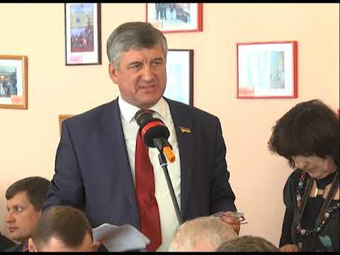 Виїзне засідання 24-ої сесії обласної ради сьомого демократичного скликання
