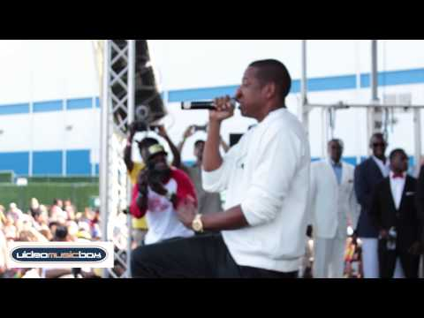 Jay Electronica X Jay Z- Young,Gifted,and Black @bkhiphopfestival