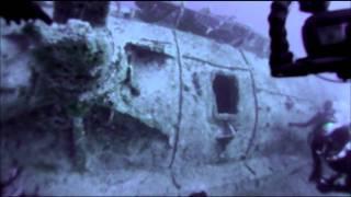 U-352 WWII Uboat Wreck Dive