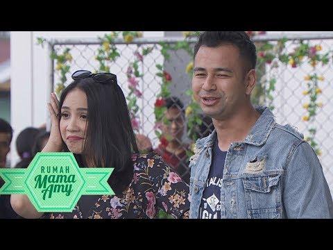 Raffi Ketakutan Pacar Pacarnya Dibongkar Dewi Gita Di Depan Gigi  - Rumah Mama Amy (11/10)
