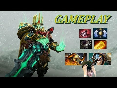 STOP. GOING. ALONE.!!   Wraith King Ranked Gameplay Divine 5 Dota 2