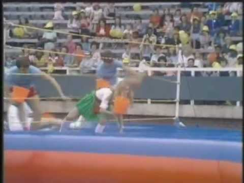 Legs & Co - The Lord's Taverners vs Celebrities - It's A Celebrity Knockout TX: 21/08/1978
