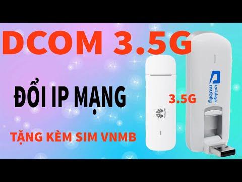 Dcom 3g viettel e3531 | Sim 4g viettel đổi ip cực nhanh dùng đa mạng