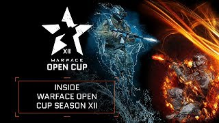Inside Warface Open Cup Season XII