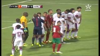 المغرب - قطر ...........2/Maroc vs Qatar 03 Sep 2014 1
