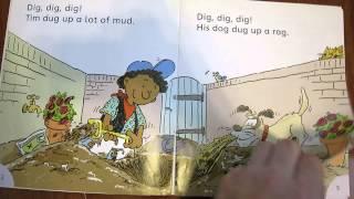 Stage 1+: 4 Dig, Dig, Dig