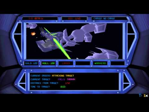 Star Wars TIE Fighter: Missile Boat Diplomacy