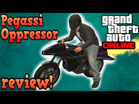 Save Pegassi Oppressor (flying bike) Review! - GTA Online Pictures