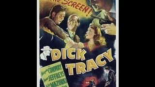 Dick Tracy, Detective (Full 1945 Movie)