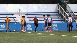 20160123 B grade Rugby 第二場 CTS