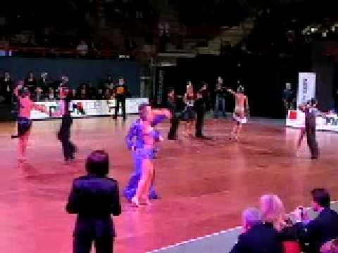 World Juniors Latin 2009 Bassano Final