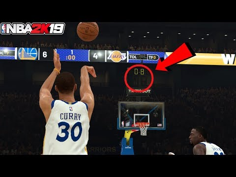NBA 2K19 Top 10 Buzzer Beaters and Clutch Shots