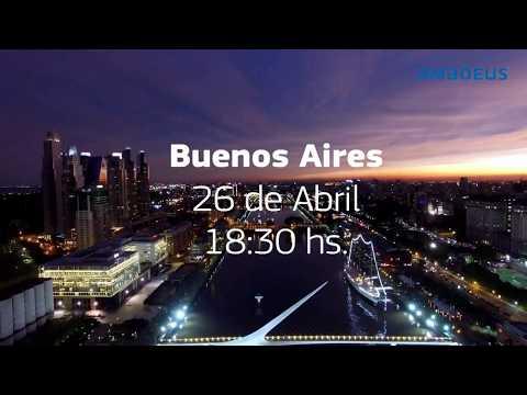 Amadeus Tomorrow Land Tour 2018 - Buenos Aires