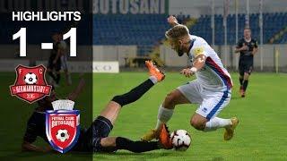 Rezumat: Hermannstadt - FC Botosani 1-1