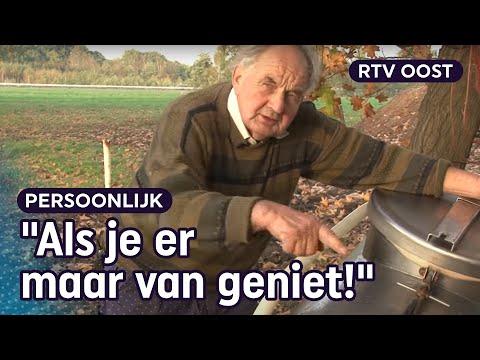Usseler boertje Gerrit doet niet mee aan schaalvergroting