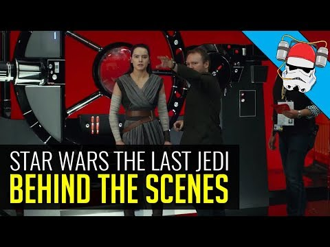 Download Youtube: Star Wars: The Last Jedi - Behind the Scenes & New Images
