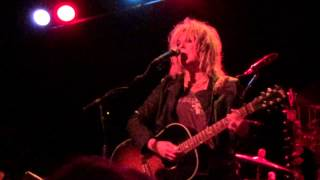 Lucinda Williams 'Lake Charles' - San Juan Capistrano - 1 March 2015