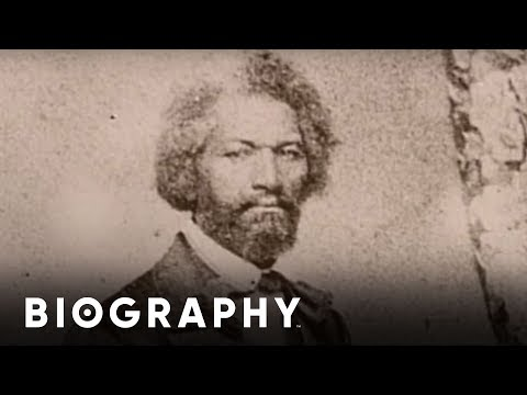 Frederick Douglass - Journalist & Civil Rights Activist | Mini Bio | BIO