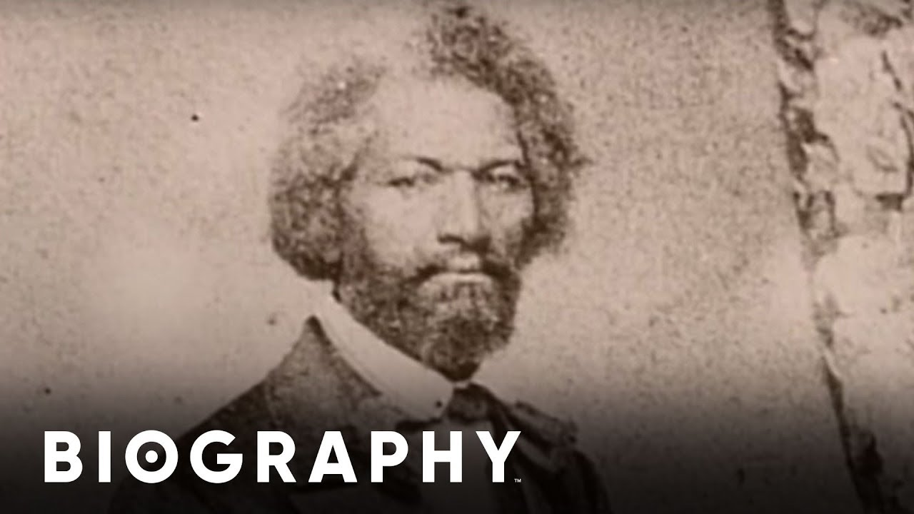 Frederick Douglass: 