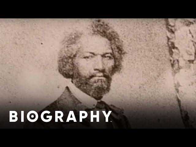 Frederick Douglass:  -Journalist & Civil Rights Activist  - Mini Bio