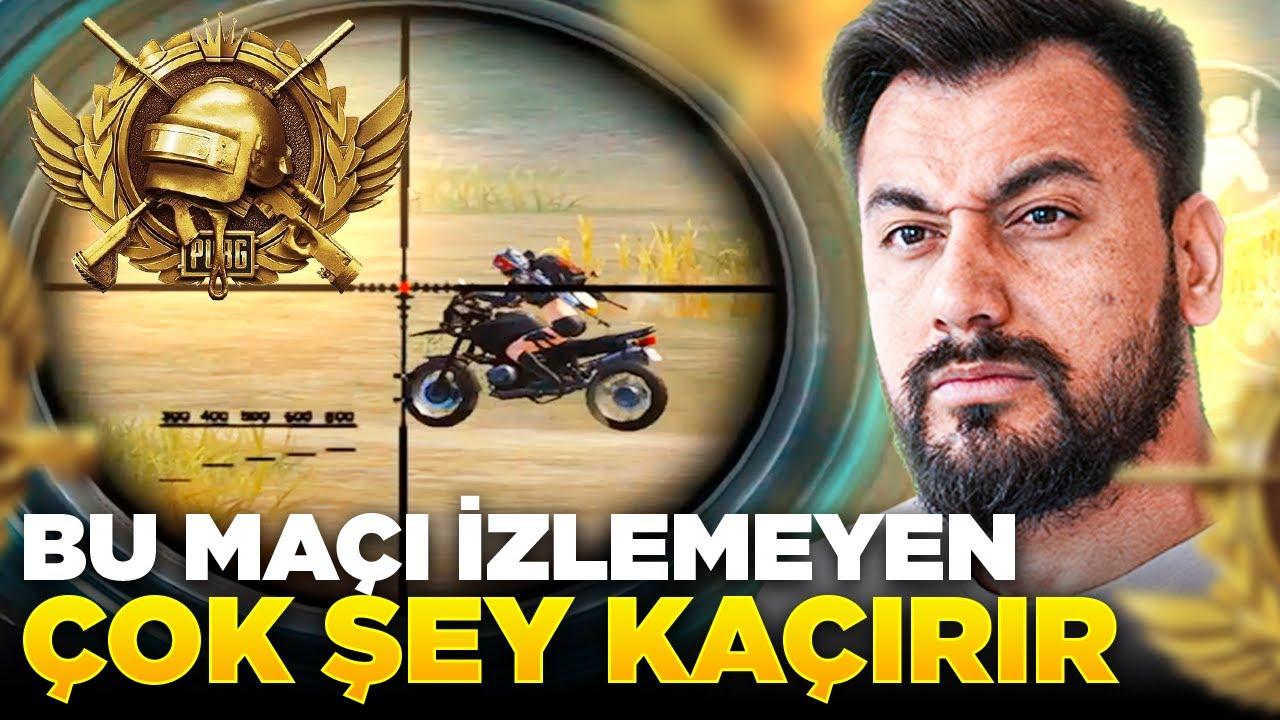 Download BU MAÇI İZLEMEYEN ÇOK ŞEY KAÇIRIR / PUBG MOBILE FATİH LİGİ