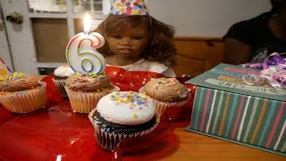 Surprise! Silicone Baby Big Sister Malia's Birthday!!! All4Reborns.TV