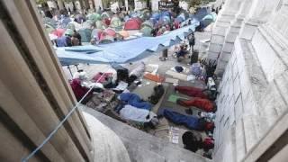 Occupy Wall Street Porn: 'Occupy My Throat'