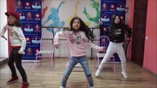 """Трио """"Alma kids""""  - танец  """"Веселая перемена»"""