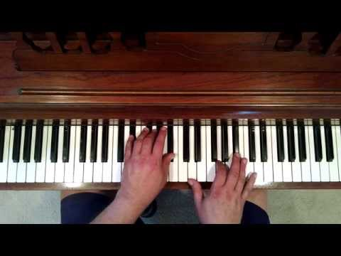 """piano-lesson""""could-it-be-magic""""..chord-patterns"""
