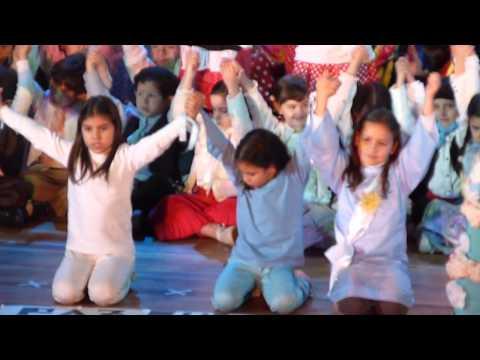 Que canten los niños / Acto de Magui 25 de Mayo