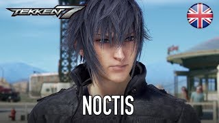 Tekken 7 - PS4/XB1/PC - Noctis (DLC 3 English Trailer)