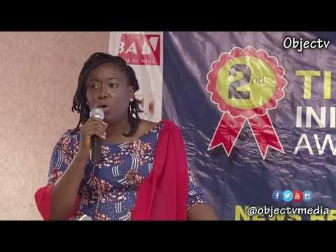 """Journalists Must Crave Better Leadership Through Their Works""  - Babafemi Ojudu"
