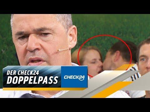 Heiße Küsse im Doppelpass   SPORT1 DOPPELPASS