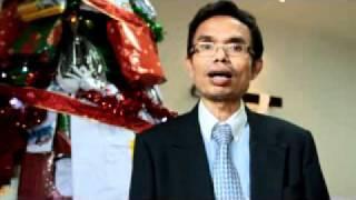Sekapur Sirih dari Koordinator Panitia Natal dan Tahun Baru HKBP Serpong.