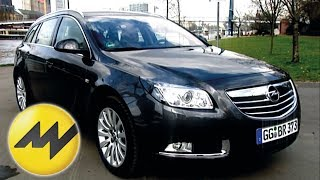 Vauxhall Insignia Sports Tourer 2011 Videos