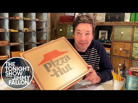 The Tonight Show: At Home Edition (Jimmy Celebrates 2020 Graduates with Pizza Hut)
