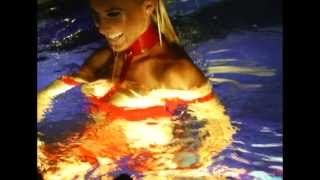 Fitness Super Models Under Water Photo Shoot Part 2