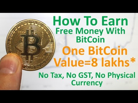 How to earn free bitcoin   Free Online Money Earning   Zebpay   Online Money for free   Bitcoin Buy