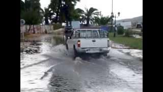 ΑΙΤΩΛΙΚΟ \ Νεροποντη και πλημμύρα, 2 - 9 - 2014