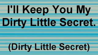 All American Rejects-Dirty Little Secret Lyrics