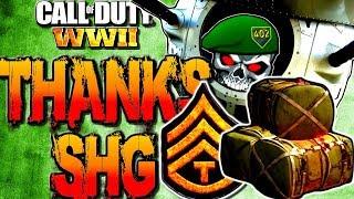 I GOT COD WW2 BALL TURRET GUNNER FOR CHRISTMAS! USS TEXAS BAR GAMEPLAY VS COD WWII CHRISTMAS NOOBS!