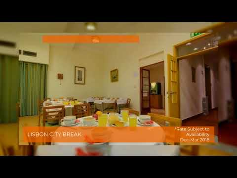 LISBON CITY BREAK | Portugal Holidays |Starting From £99 pp